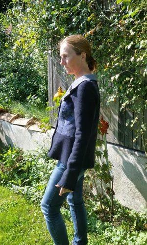 Jacke blau Spinnweb4 72px